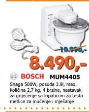 Mikser MUM4405