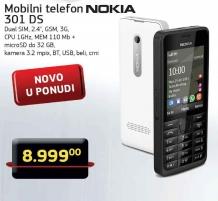 Mobilni telefon 301 DS