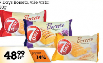 Kroasan Borseto