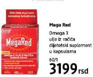 Kapsule Omega3 ulje račića