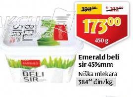 Beli sir 45% mm