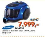 Usisivač SC 4550