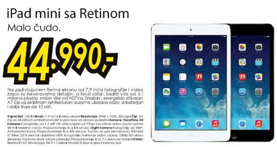 Tablet iPad mini 16GB
