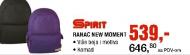 Ranac New Moment, Spirit