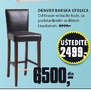 Barska stolica Denver