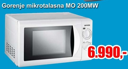 Mikrotalasna MO200MW