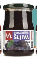 20% niža cena na domaći džem od šljiva