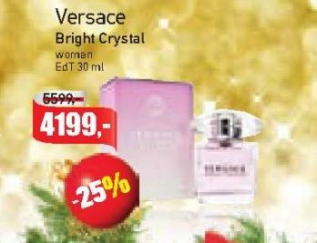 Toaletna voda Bright Crystal