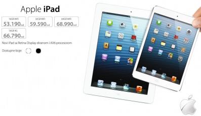 Tablet iPad, 16GB 4G