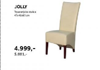 Trpezarijska stolica Jolly