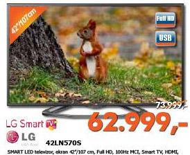 LED LCD 42LN570S Televizor