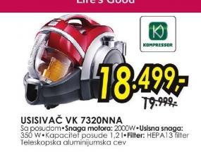 Usisivač VK 7320NNA