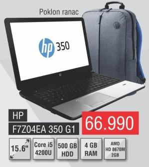 Laptop F7z04ea 350 G1