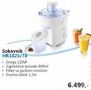 Sokovnik HR1823/70
