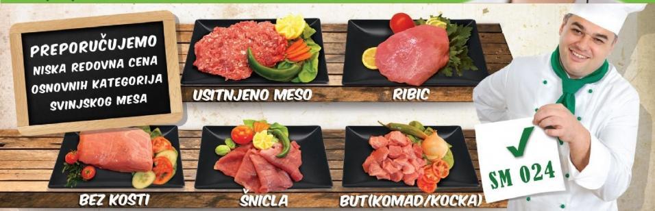 Niska cena svinjskog mesa