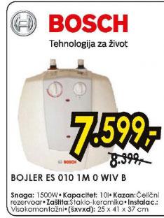 Bojler Tronic 1000 T ES 010-1M 0 WIV-B