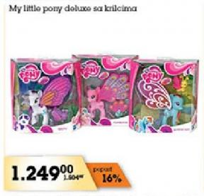 Igračka My little pony