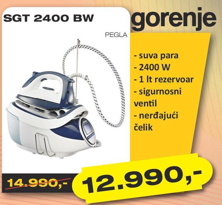 Pegla SGT 2400 BW