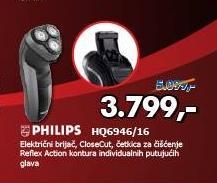 Električni brijač HQ6946/16