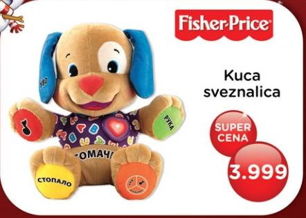 Kuca sveznalica Fisher-Price