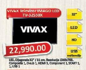 "Televizor LED 32"" Imago Tv-32s50s"