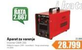 DMR aparat za varenje inverter DMR-200