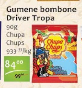 Bombone gumene