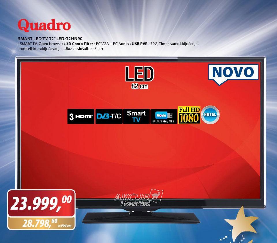 LED Televizor 32HN90