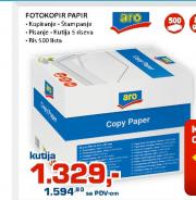 Fotokopir papir-kutija