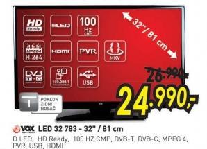 "Televizor LED 32"" 32 783"