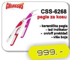 Pegla za kosu Css-6268