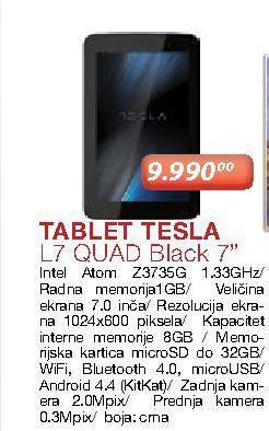 Tablet L7 Quad