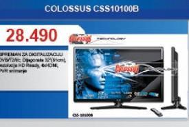 """Televizor LED 32"""" CSS10100B"""