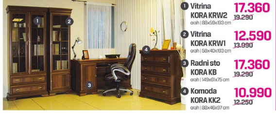 Radni sto Kora KB