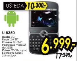 Mobilni telefon HUAWEI U8350 Boulder