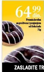 Krofna čokolada