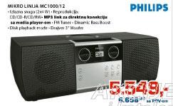 Micro linija MC-1000/12