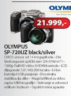 Fotoaparat SP-720UZ