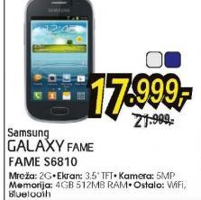 Mobilni telefon Galaxy Fame S6810