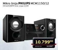 Muzička Linija Mcm1150/12