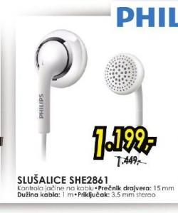 Slušalice SHE2861
