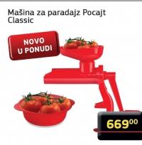 Mašina za paradajz Pocajt Classic