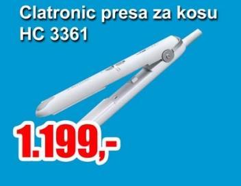 Presa za kosu HC 3361