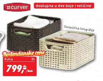 Kutija Ratan Style