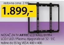 Nosač za TV Artec Lcd Wall Extra