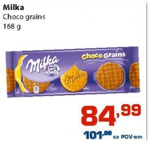 Keks choco grains
