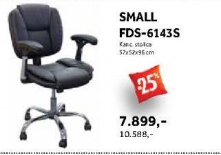 Kancelarijska stolica Small FDS-6143S