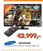LED Televizor UE32F4000 + Samsung telefon sa VIP karticom za 1din.