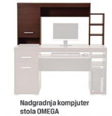 Nadgradnja kompjuter stola OMEGA