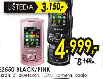 Mobilni Telefon E2550